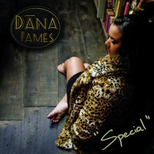 "Dana James ""Special"" Debut Single Retro Funk Music"